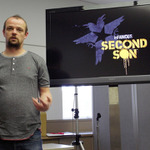 【東京ゲームショウ2013】 『inFAMOUS: Second Son』SCEAシニアプロデューサーGreg Phillips氏によるプレゼン&デモプレイが披露