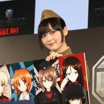 【東京ゲームショウ2013】Wargaming Japanブースで行われた「ガールズ&パンツァー」とのコラボステージ「ロシア戦車は最高です!」レポート