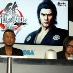【東京ゲームショウ2013】新キャラクターは「犬」?!驚きの公開録音も実施された『龍が如く 維新!』ステージイベント