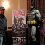 【東京ゲームショウ2013】オープンワールド性が増した『バットマン:アーカム・ビギンズ』ハンズオフデモプレビュー&質疑応答