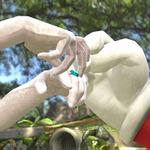 マリオがピーチ姫にプロポーズ? 『大乱闘スマッシュブラザーズ for Nintendo 3DS / Wii U』の意味深な画像が公開