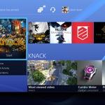 PS4ユーザーインターフェースの最新画像が公開、起動時の音を収録したショート映像も
