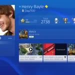 PS4ユーザーインターフェースの最新画像が公開、起動時の音を収録したショート映像もの画像