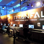 【EUROGAMER EXPO 2013】『Titanfall』ブースは相変わらずの人気、Respawn担当者を直撃