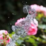 注意:CGではありません!水を使った奇跡の海外ファンアートに「ピーチ姫」が登場