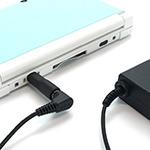PSP用ACアダプタで3DS LL/3DSが充電できる!3DS LL/3DS用「ACプラグ変換コンバータ3DLL」10月16日発売