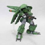ロボットシューティング『重装機兵ヴァルケン』から「ヴァルケン ブースターユニット装着型」がプラモデルで発売中