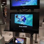3DSの試遊台はこんな配置になっていますの画像
