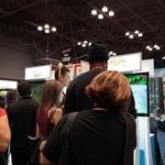 【NYコミコン】任天堂ブースは3DS保持率高し!試遊待ちの間に『すれちがいMii広場』を楽しむ人もの画像