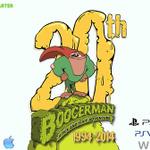 『ブーガーマン』のHDリメイク作『Boogerman 20th Anniversary』、Wii U含むマルチプラットフォームでKickstarter開始