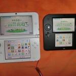 3DS LLとの比較の画像