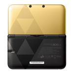 『ゼルダの伝説 神々のトライフォース2』パックが日本でも発売決定 ― ゴールドにトライフォースがまぶしい限定版3DS LLが同梱