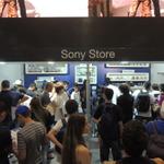 【ブラジルゲームショウ 2013】SCEブースに併設されたPSストアでブラジルのゲーム価格をチェック…本体価格は日本の2倍以上