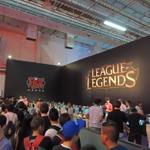 【ブラジルゲームショウ 2013】ブラジルでの『League of Legends』人気を裏付けるブースフォトレポートの画像