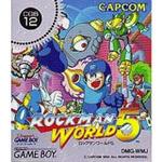 『ロックマンワールド5』3DS VCで配信決定 ― 『ワールド』シリーズ初の完全オリジナル作品にして事実上の完結編