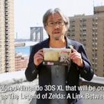 「本当に感謝しています。」―ゴールド仕様の限定版『ゼルダの伝説 神々のトライフォース2』を青沼氏が紹介