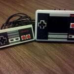 コントローラーデザインの携帯型NESを海外レトロゲームファンが制作