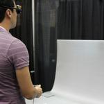 【GDC Next 2013】3Dホログラムゲームまであと一歩? メガネ型ARデバイス「castAR」に注目集まる