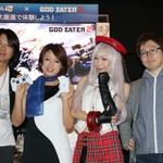 50万本出荷!マルチプレイやサイン会も行われた『GOD EATER2』発売イベントをレポート