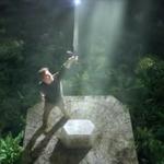 『ゼルダの伝説 神々のトライフォース2』北米向けTVCMはなんと実写!ゲームの世界に入り込んでしまったプレイヤーの冒険