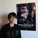 「コアゲーマーとソーシャルで遊んでいる人がPS4で繋がることができる」  ― 『MGS V GZ』小島秀夫監督インタビュー