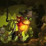 広大な地下を掘り進め!3DSの採掘アクション『スチームワールド ディグ』日本版トレーラーが公開に