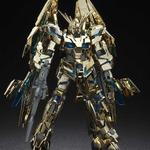 ガンダムフロント東京だけの限定ガンプラ4種発売発表 ユニコーンガンダム3号機など