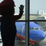 米国任天堂、サウスウエスト航空と業務提携を発表―空港にWii Uプレイゾーンが設置
