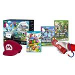 英国任天堂、ゲーム3本にマリオの帽子など付属したマリオ尽くしの「マリオメガバンドルセット」予約開始