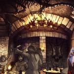 アキバに『チェインクロニクル』がやって来る、「チェンクロ酒場」が期間限定オープン
