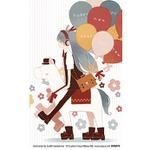 新年の挨拶を、歌姫がお届け! ─ 初音ミクのイラストが彩る年賀状3種、ファミリーマートで発売決定