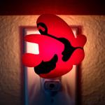 ランプ1つで部屋がオシャレに!マリオの顔やハテナブロック、トライフォースモチーフのオシャレなルームランプが海外に登場