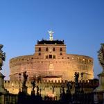 欧州でもローンチされたPS4、ローマのイベントはサンタンジェロ城を使った驚きの演出が