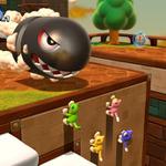 【Wii Uダウンロード販売ランキング】『スーパーマリオ3Dワールド』が連続首位獲得、『アサシンクリード4 ブラック フラッグ』が初登場ランクイン(11/19)