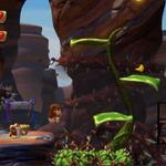 Wii U『ドンキーコング トロピカルフリーズ』クランキーコングのプレイアブル動画が公開