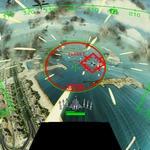 『戦場の絆』の筐体でフライトシューティング!『マッハストーム』12月19日より順次稼動 ― 『アサルト・ホライゾン』のシステムを受継ぐ