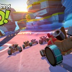 『アングリーバード』がレースゲームに ― シリーズ初のF2Pとして『Angry Birds Go!』が世界同時リリース