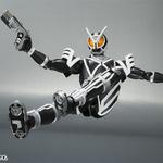 「仮面ライダー555」ファイズ、カイザ、そして「デルタ」がS.H.Figuartsで集結