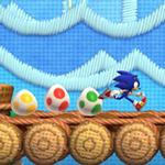 Wii U版『ソニック ロストワールド』、『ヨッシーアイランド』とコラボした追加ステージの無料配信を開始