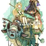 追加要素満載!PS Vita版『アーシャのアトリエ Plus ~黄昏の大地の錬金術士~』は、やり込み要素やPS3版DLCを内蔵