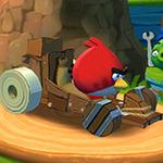 【ロイドレポ】第36回 ステージいろいろ、仕掛けもアリ!『Angry Birds』がマリオカート風レースゲームになった『Angry Birds Go!』