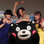 【アニソンキング】ポケモンやスーパー戦隊楽曲メインの小学生を対象にしたアニソンキングminiが開催、くまモンもゲストとして登場