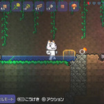 PS Vita版『テラリア』日本版オリジナル装備に「トロ」が追加! ― 最新の紹介映像も公開