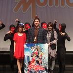 ナムコの名作AC『ワンダーモモ』がアニメ化決定!音楽展開やWayForwardによるPCゲーム化も