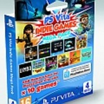 欧州でPS Vitaタイトル10作を収録したパッケージが発売決定、PS Vita本体との同梱版も