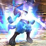 『大乱闘スマッシュブラザーズ for Nintendo 3DS / Wii U』に、『ポケモン』シリーズから「ルカリオ」参戦決定