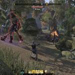 【The Elder Scrolls Online旅日記その3】癒し系カジート観光記 ~そうだ、王都へ行こう~の画像