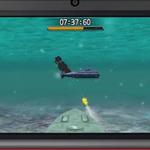 【Nintendo Direct】3DS『スティールダイバー サブウォーズ』を本日配信 ― FPS視点で、マルチプレイに対応