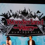 【JAEPO 2014】セガが初公開の新作『WONDERLAND WARS』は