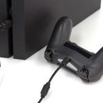 アンサー、PS4関連アクセサリーを本体と同時発売 ― コントローラ用充電スタンドやケーブル、縦置きスタンドなど